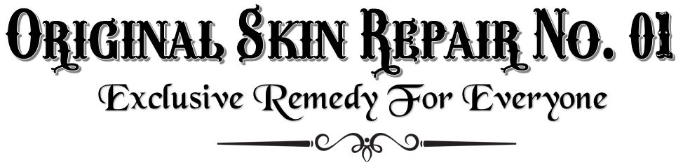 Original Skin Repair No. 01