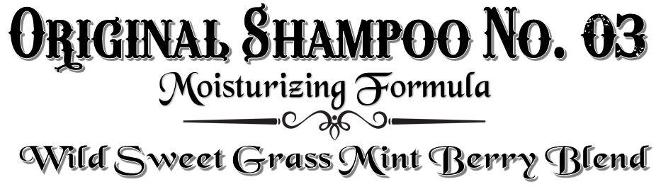 Original Shampoo No. 03