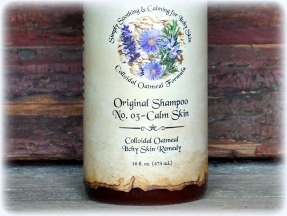 Original Shampoo No. 03 ~ Calm Skin