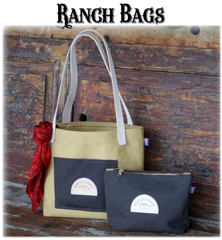 Ranch Bags & Totes