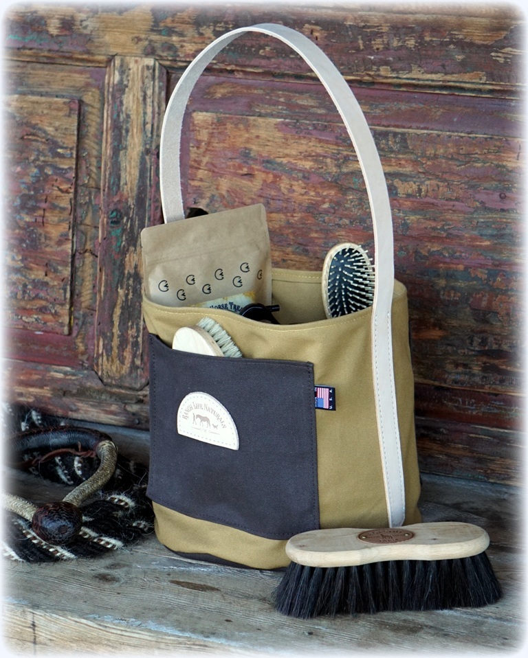 Ranch Grooming Tote2