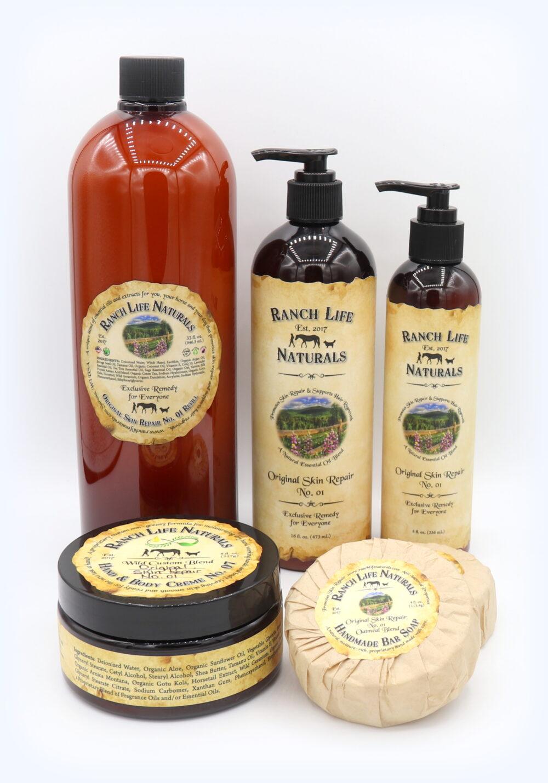 Eczema, Psoriasis, Itchy Skin