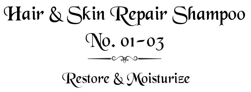 Hair & Skin Repair Shampoo